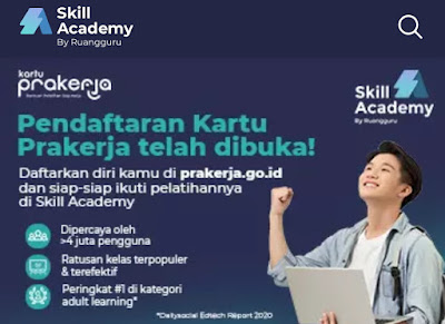 Mudahnya Tingkatkan Skill Lewat Skill Academy by Ruang Guru