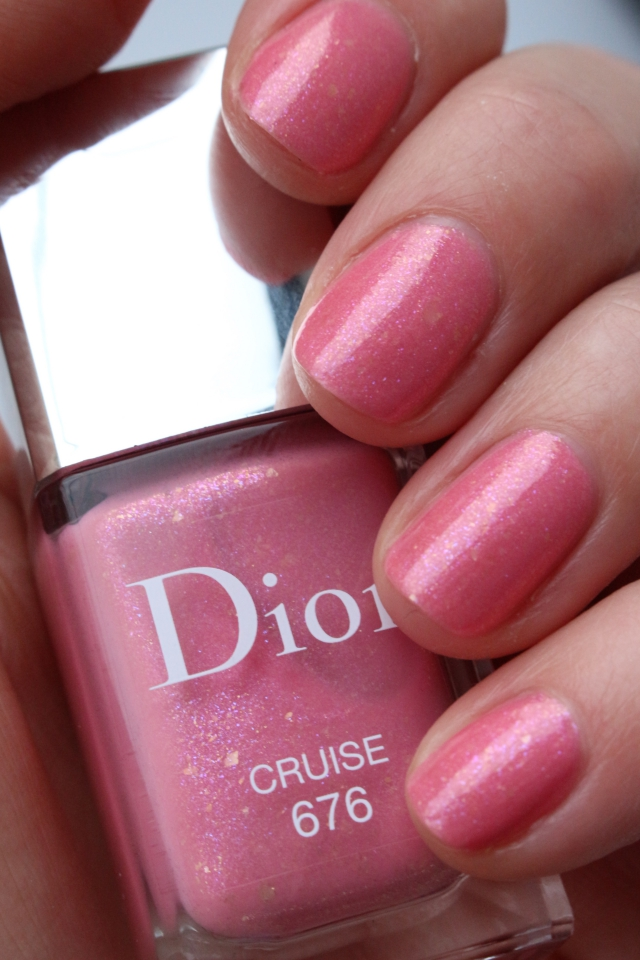 Dior Vernis 676 Cruise