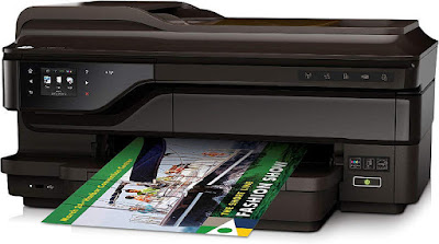 HP Officejet 7612ドライバ