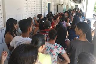 Eleições dos Conselhos Tutelares em Patos tem tumultos devido ao uso de cédulas de papel