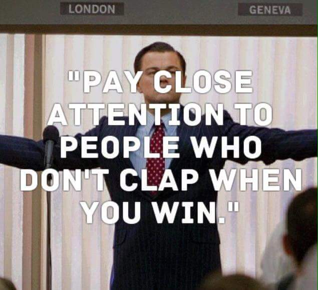 1 More Than 2 1 More Than 2: Wolf Of Wall Street Motivational Quotes From The Movie