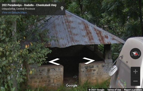 Wahugapitiya Ambalama