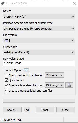 Cara Buat Installer Windows 10 Dengan Flashdisk (FD)