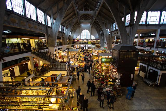Hala Targowa-mercato coperto