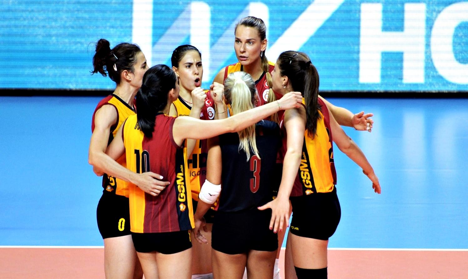 Sultanlar Ligi   Galatasaray, Kuzeyboru'yu mağlup etti!