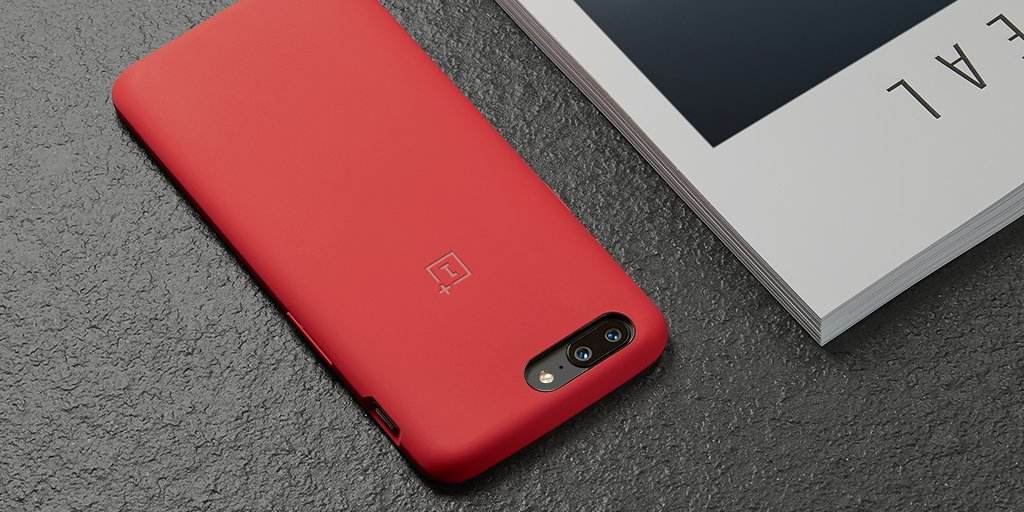 Gold OnePlus 5 coming next week; to be an Amazon India exclusive