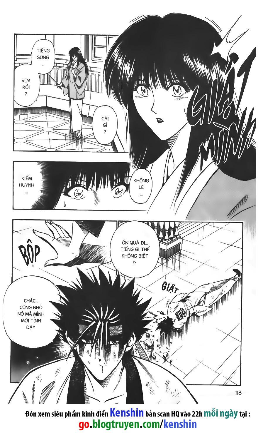 Rurouni Kenshin chap 28 trang 15