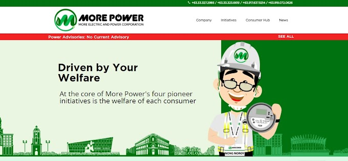 MORE Power Corporation Online Payments
