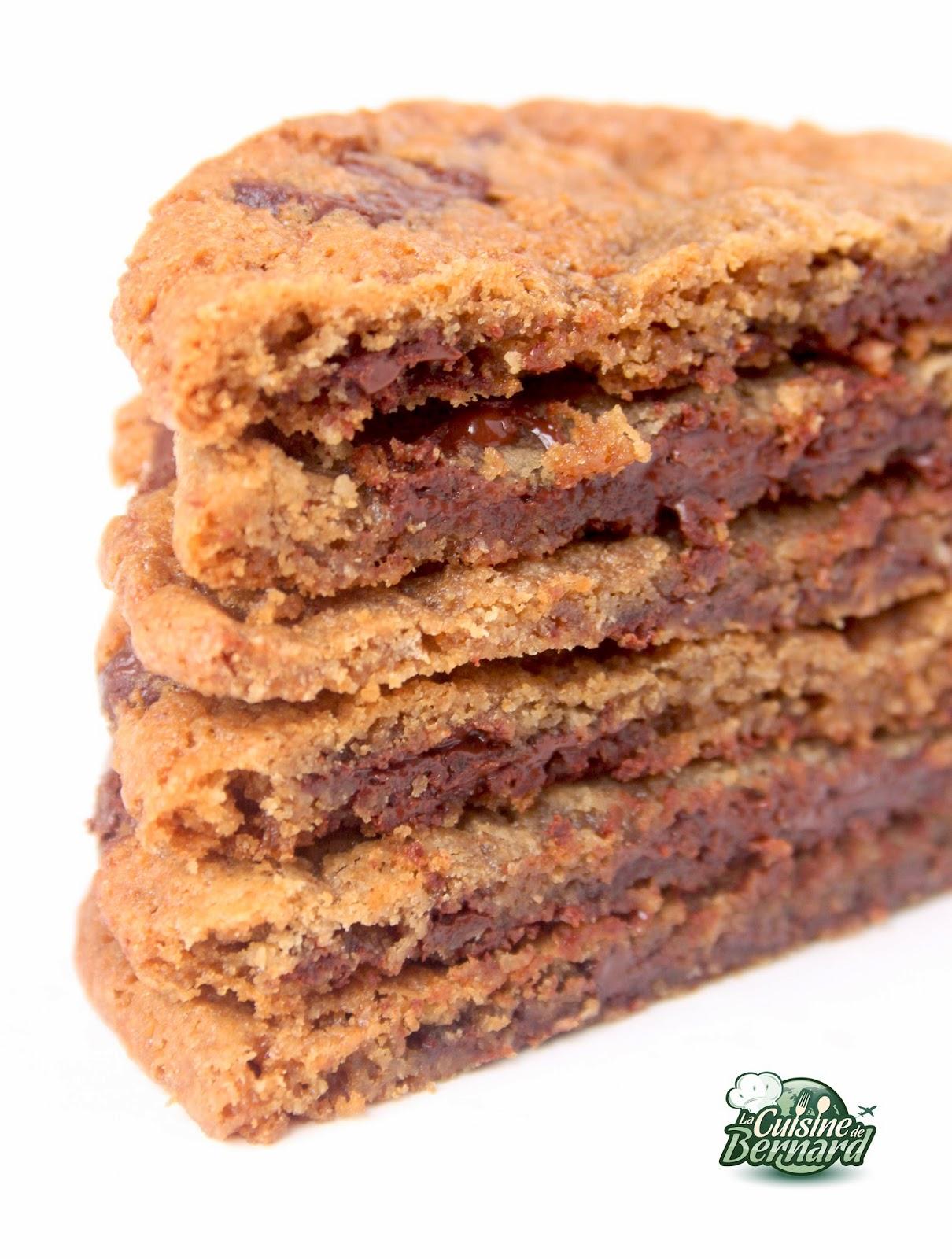 la cuisine de bernard cocochocolove cookies