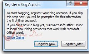 cara memindahkan word ke blog
