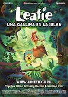 Leafie: Una Gallina en la Selva
