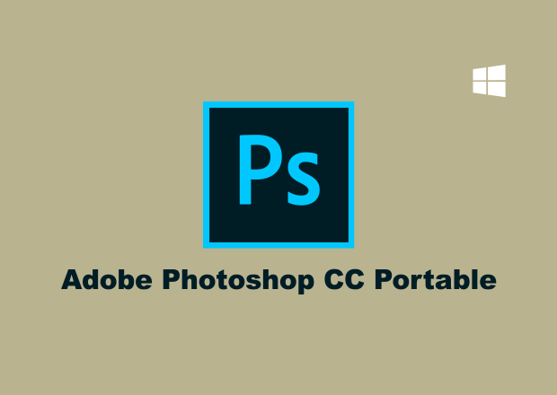 Download Adobe Photoshop CC 2019 Portable