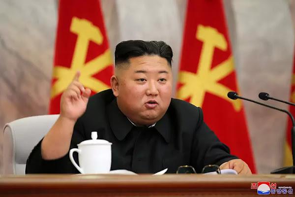 Kim Jong Un guides WPK 7th CMC 4th enlarged meeting