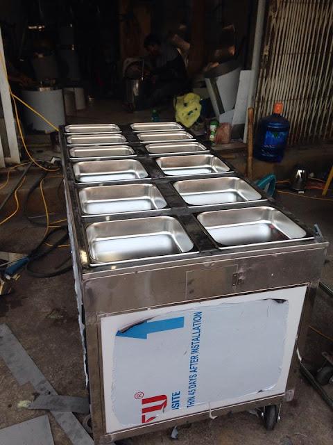 Những ưu điểm của tủ hâm nóng thức ăn công nghiệp