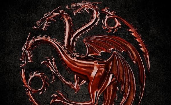 Spin-off de 'Game Of Thrones' revela primeiros designs dos dragões