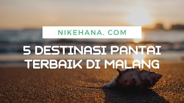 Surganya Malang ini dia 5 Destinasi Pantai Terbaik Di Malang Jawa Timur
