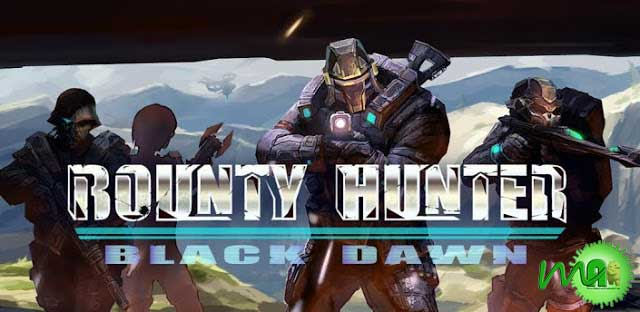 Bounty Hunter: Black Dawn 1.10.02 APK+ Data