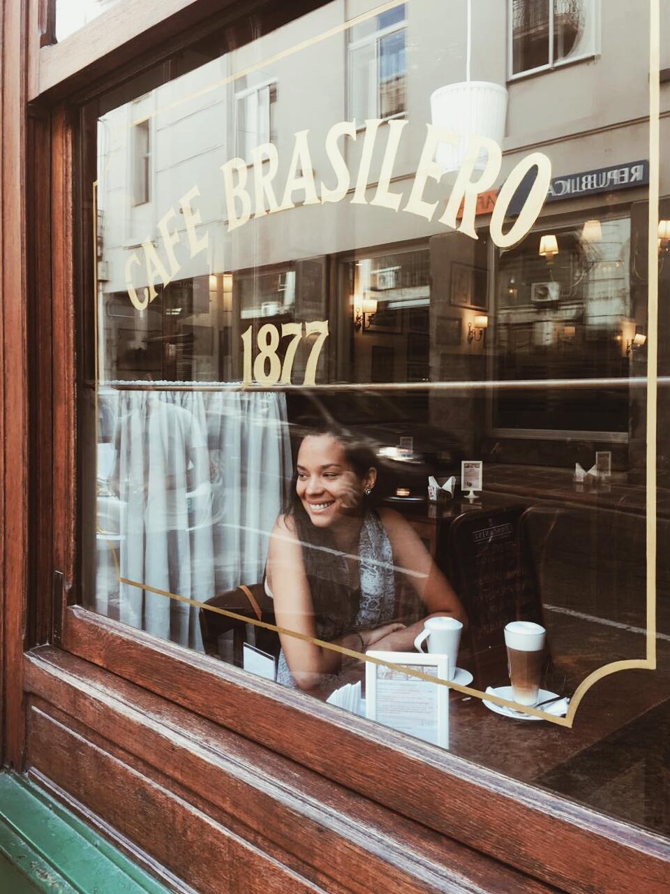 Cafes em Montevideu