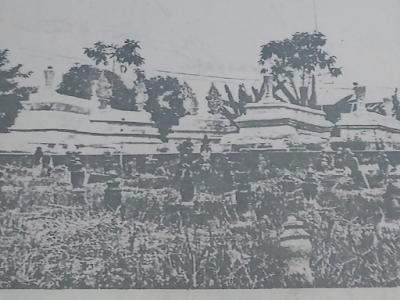 Situs Cagar Budaya Komplek Makam Marhum Pekan