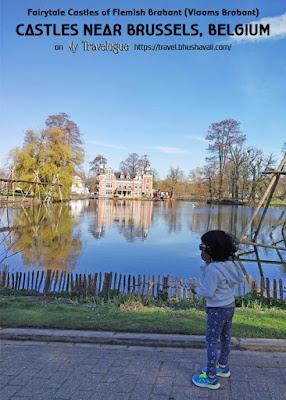 Fairytale Castles of Belgium Pinterest