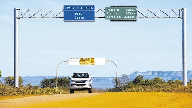 STF manda Exército fazer perícia em áreas de disputa na divisa entre Piauí e Ceará