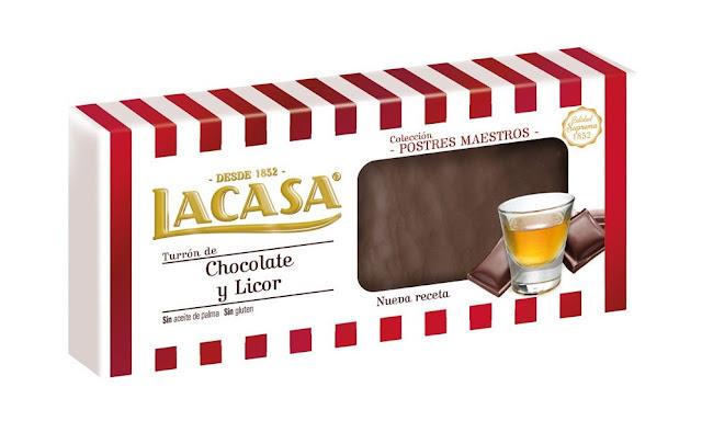 Turron La Casa with Alcohol