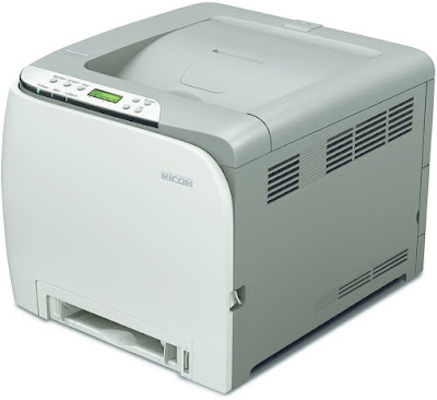 Ricoh Aficio SP C240DN Driver Download