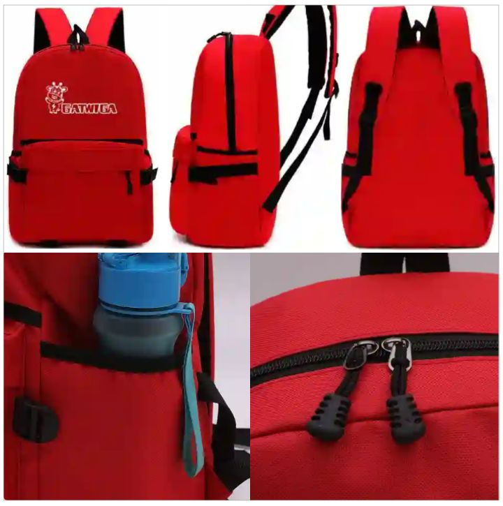 Gatwiga Back-to-School Bags - Backpack for Students and Pupils - Bookbag for School Boys and Girls