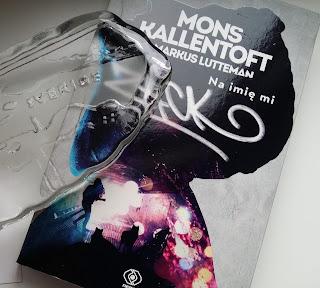 """Współczesny Herkules w Sztokholmie. Recenzja """"Na imię mi Zack"""" Mons Kallentoft i Markus Lutteman."""