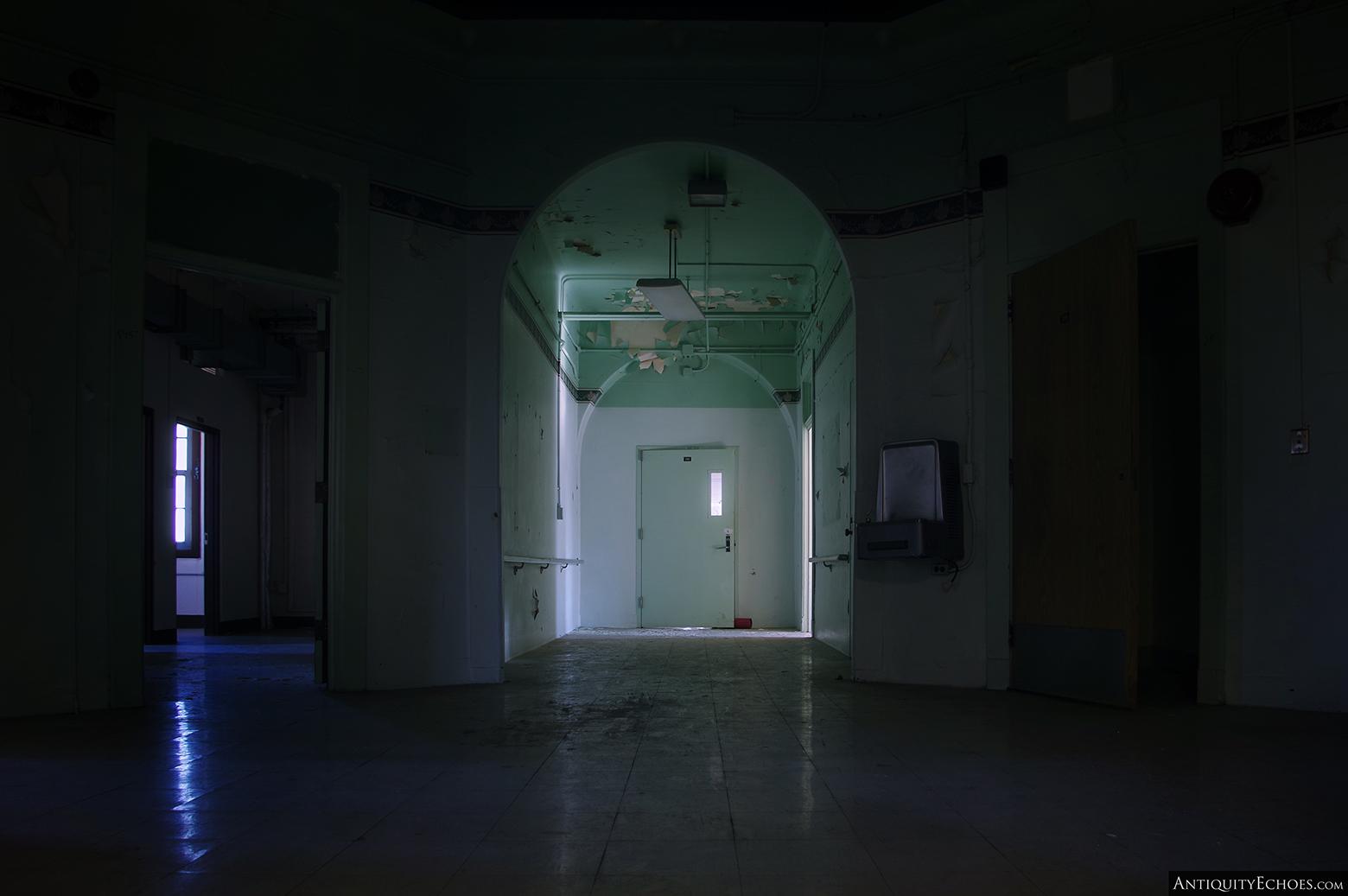 Allentown State Hospital  - Ward Junction