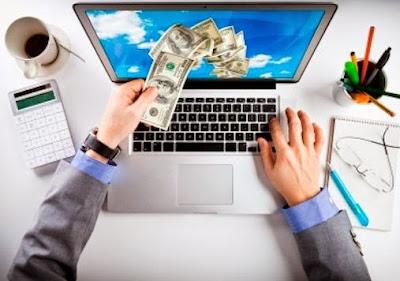 Profesi Yang Menghasilkan Uang Lewat Internet