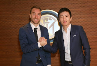 New Inter signing Eriksen: I couldn't wait to join, it's wonderful to be here
