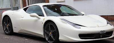 Gambar Ferrari 458 Italia Produksi Tahun 2009