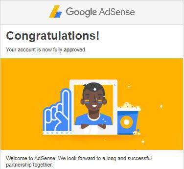 Google adesence account fully aproved kse kraye.
