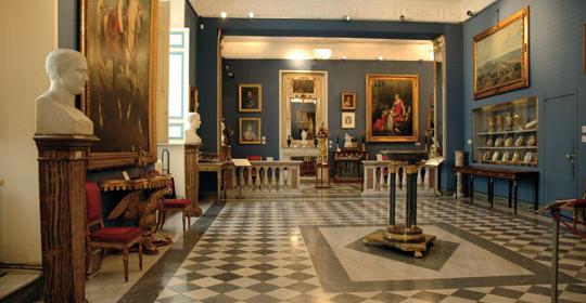 Museu Napoleônico em Roma