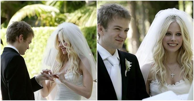 Lo que olvidamos sobre la relación de Avril Lavigne con Deryck Whibley
