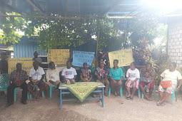 WPNA Wilayah II Saireri Gelar Sosialisasi Agenda ULMWP dan Dukung Pertemuan PIF