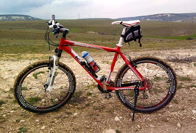 Dağ Bisikletleri - MTB