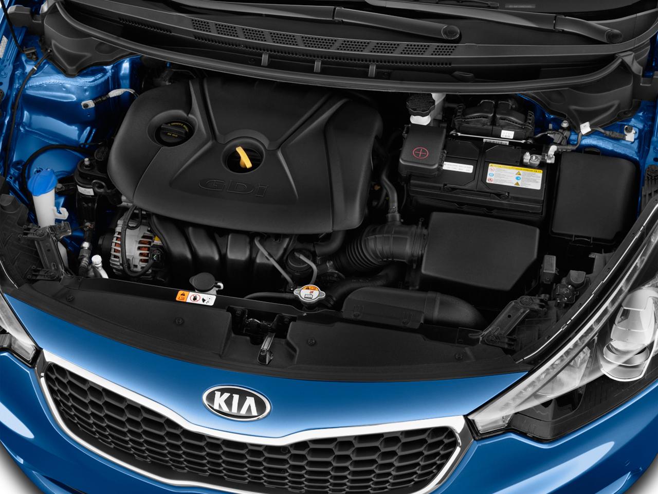 Hiệu suất của động cơ Kia Forte 2016 không tốt cho lắm