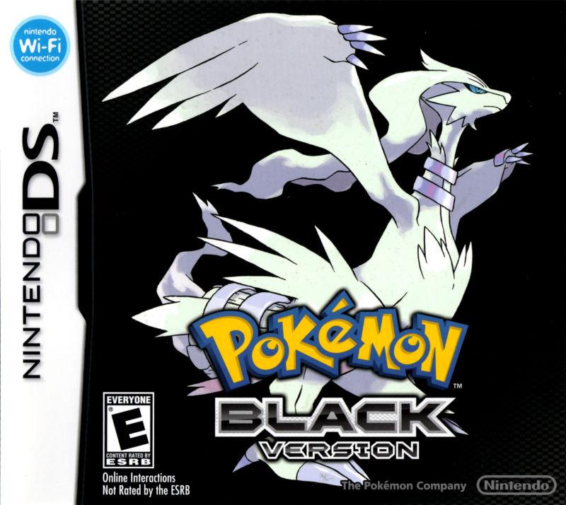 Pokémon Black ROM DS