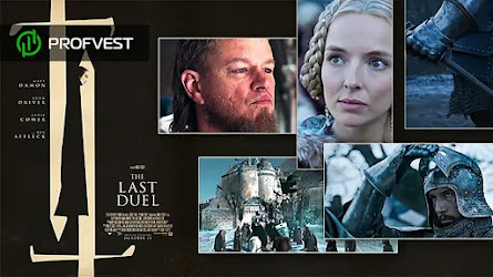 Последняя дуэль (2021 год) – актеры, сюжет и рейтинги фильма