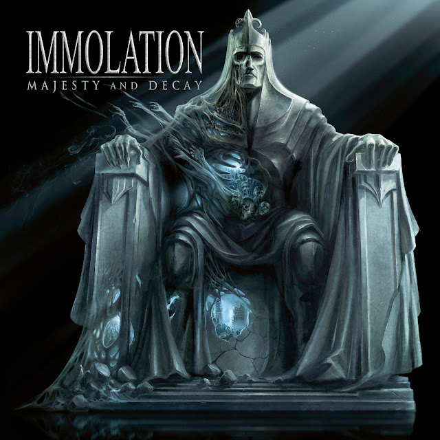 IMMOLATION - Majesty And Decay (Album, 2010)