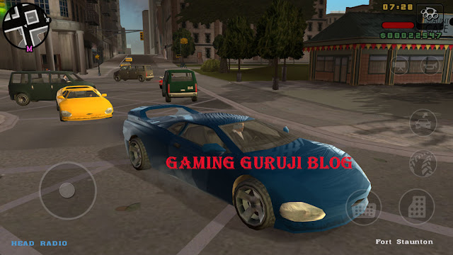 Gta liberty city stories screenshot