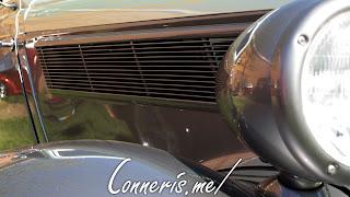 1937 Ford 2 Door Sedan Grill