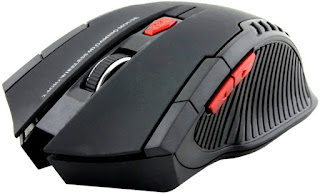Fantech W4 6 Buttons Optical Gaming Game Mouse Mice Wireless for PC Laptop