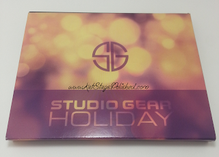 Studio Gear Holiday Smokey Eye Palette