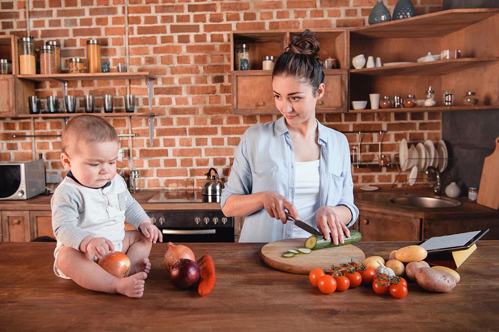 9 cách tiết kiệm thời gian nấu ăn