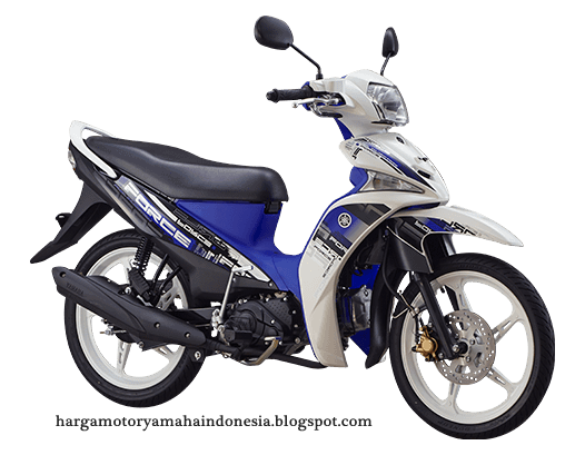 Kendaraan Masa Kini: Harga Yamaha Force Terbaru Oktober