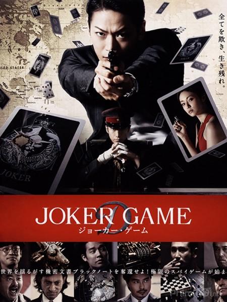 Joker Game (2015) BluRay 720p Subtitle Indonesia