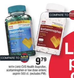 Cvs Health Ibuprofen